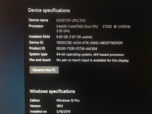 Dell optiplex 780 for Sale in Orrington, ME