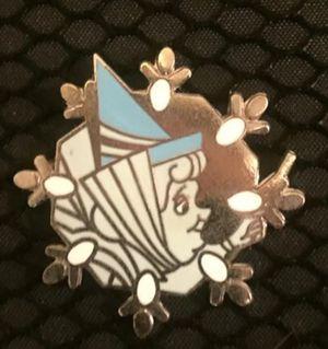 Disney Merriweather Sleeping Beauty Snowflake Pin for Sale in Lake Elsinore, CA