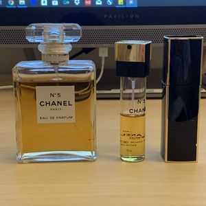 Chanel No. 5 Parfum Gift Set for Sale in Silver Spring, MD