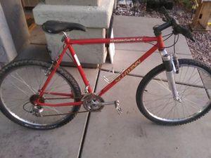 Schwinn high sierra ss mountain bike with bomber forks for Sale in El Mirage, AZ