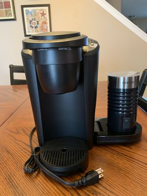 KEURIG K-LATTE COFFEE KCUP MAKER , LIKE NEW COND!! for Sale in Mulberry, FL