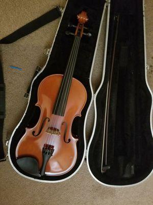 Strobel violin w case for Sale in Tampa, FL