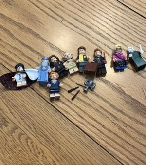 Harry Potter LEGO Minifigures for Sale in Knoxville, TN