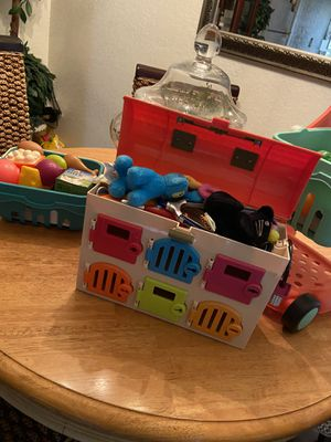 B. Toys critter clinic for Sale in Clovis, CA