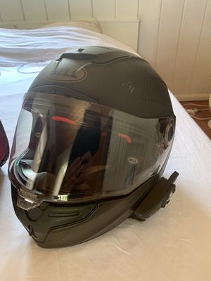 Motorcycle helmet, Bell Carbon, size M for Sale in CA, US