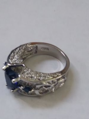 Brand new never worn 925 sterling silver ring size 7 for Sale in Smyrna, TN