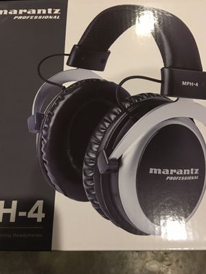 MARANTZ HEADPHONE:S MPH 4 for Sale in Portland, OR