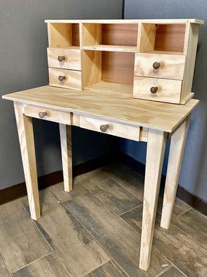 Solid Wood Children's Desk for Sale in San Antonio, TX