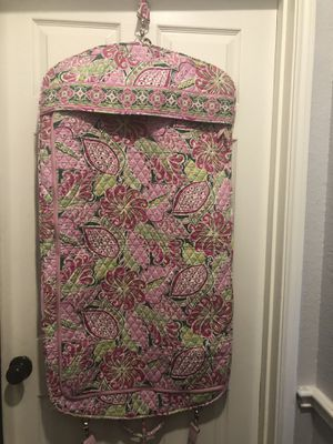 Vera Bradley garment travel bag! for Sale in Cypress, TX