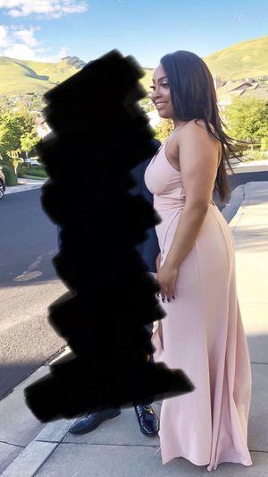 Blush Prom dress for Sale in Richmond, CA