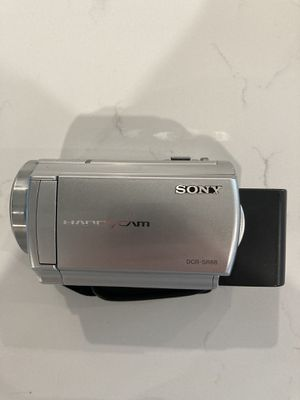 Sony handycam Carl Zeiss model for Sale in Royal Palm Beach, FL