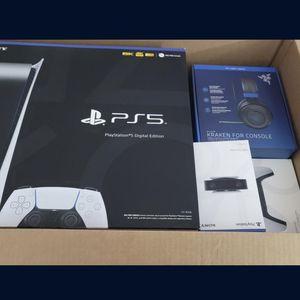 PS5 Digital bundle for Sale in Portland, OR