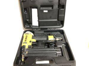DeWalt DWFP12233 Brad Nailer Gun 18 Ga with Case for Sale in Riverdale, GA