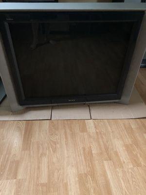 Sony XBR tube TV for Sale in Hillsboro, OR