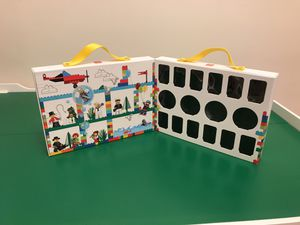 2 X LEGO Minifigure Carry Case 16 slots for Sale in Odenton, MD