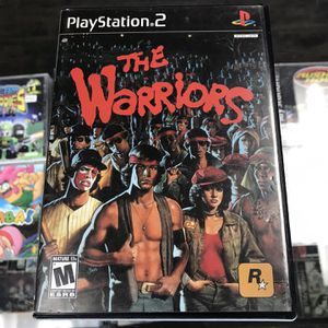 The Warriors Ps2 $65 Gamehogs 11am-7pm for Sale in Commerce, CA