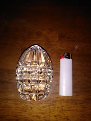 Crystal Egg for Sale in Cuba, MO