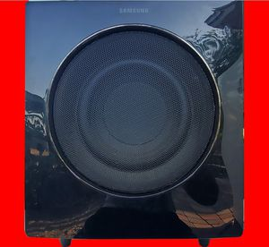 Samsung Subwoofer Like New for Sale in Immokalee, FL