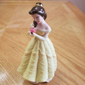 Disney Belle Porcelain Figurine for Sale in Branford, CT