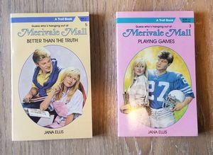 Merivale Mall Paperbacks volumes 3 &5 for Sale in Brea, CA
