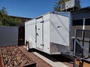 6x12 enclosed trailer for Sale in Phoenix, AZ