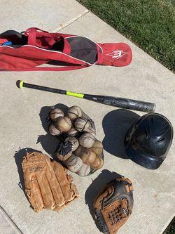 Baseball Set for Sale in Oceanside,  CA