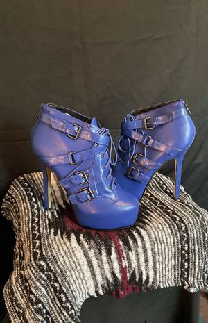 Blue high heels for Sale in Houston, TX