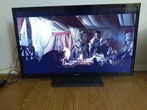 """Large Sanyo 46"""" Flat Screen TV for Sale in Tulsa, OK"""