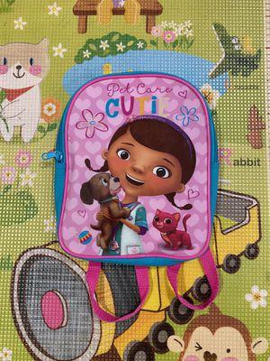 Doc McStuffins Kids mini backpack *NEW* for Sale in Diamond Bar, CA
