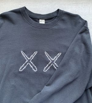 Kaws X Uniqlo Sweatshirt for Sale in Sacramento, CA