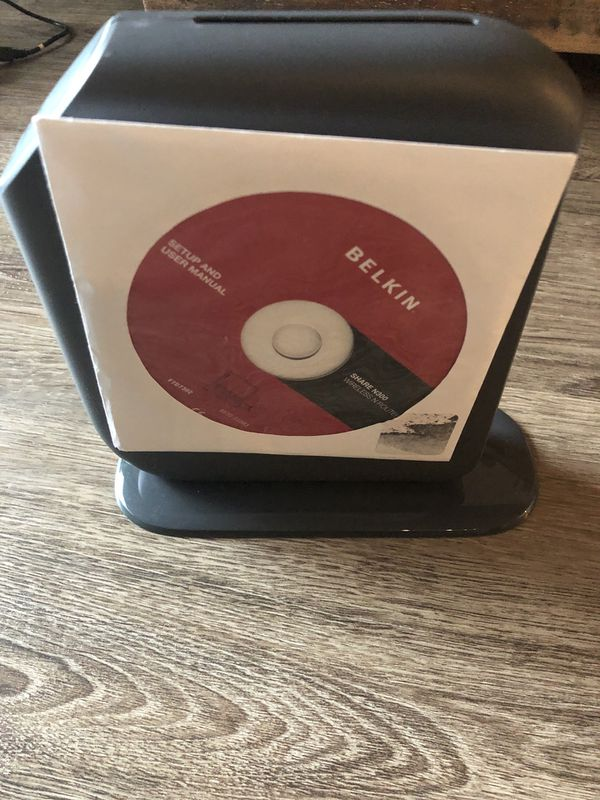 Belkin N300 modem