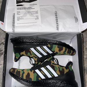 Adidas Bape Ultraboost Size 11 for Sale in Monroe, WA