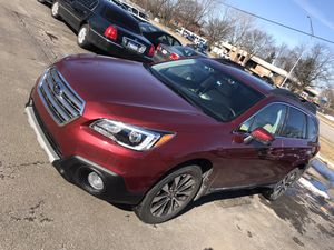 2017 Subaru Outback 2.5i Limited AWD for Sale in Schaumburg, IL
