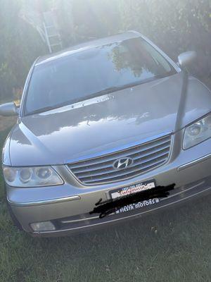 2006 Hyundai Azera Limited for Sale in Pomona, CA