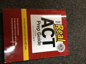 ACT Test Prep Books - Take the Lot to Prep Your Student! for Sale in Lakewood, CO