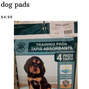 Dog pads for Sale in Mesquite, TX