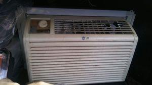 Lg ac window unit for Sale in Oklahoma City, OK
