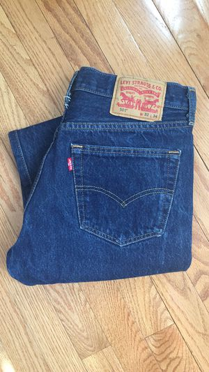 Levi's button up 501s for Sale in Las Vegas, NV
