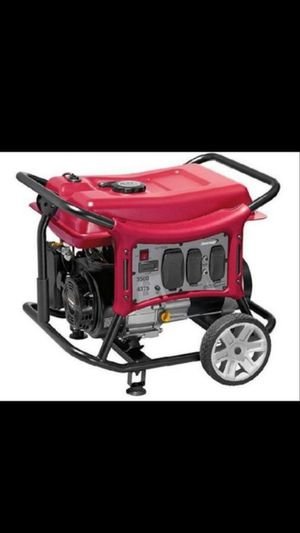 Powermate CX3500 Portable Generator for Sale in Miami, FL