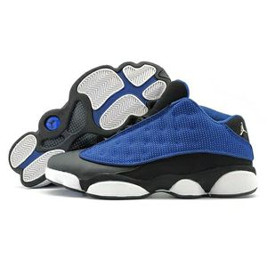 Jordan Retro 13 XIII Men Basketball Shoes HYPER ROYAL Altitude Grey Athletic Outdoor Sport Sneaker Navy Shoes Blue Discount Sale for Sale in Bethesda, MD