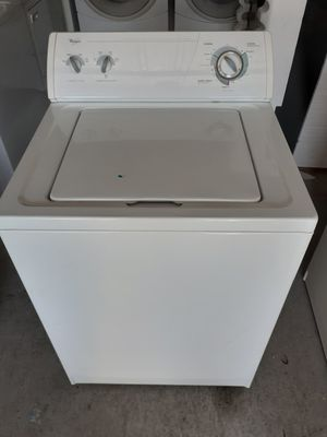 Whirlpool single washer for Sale in Las Vegas, NV