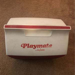 Playmate Igloo Cooler for Sale in San Diego, CA