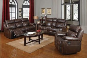 Reclining sofa and love for Sale in Hialeah, FL