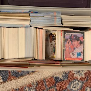 Baseball And Some Basketball Cards for Sale in Newberg, OR