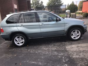2003 BMW X5 low miles (166,000) for Sale in Portland, OR