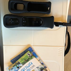 Wii Fit Board, Game, and Remote for Sale in Glen Burnie, MD