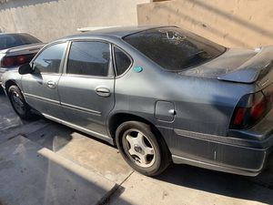 Parting out Chevy impala 2001 for Sale in Los Angeles, CA