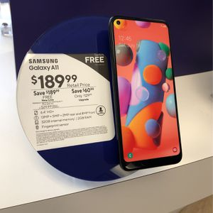 Samsung Galaxy A11 for Sale in Houston, TX