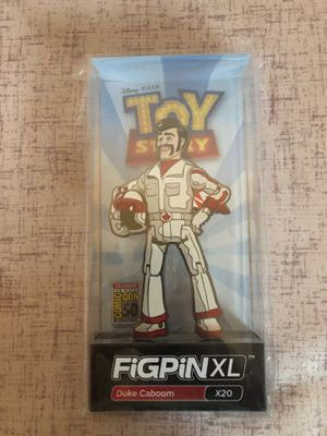SDCC Duke Caboom Figpin for Sale in San Diego, CA