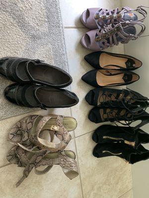Women's shoes for Sale in Miramar, FL